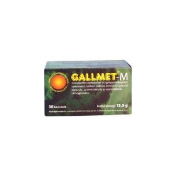 Gallmet-M kapszula 30 db