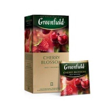 GREENFIELD Cherry Blossom tea 25x2g