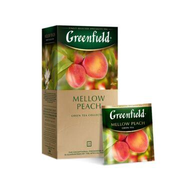 GREENFIELD Peach Mellow tea 25x1,8 g