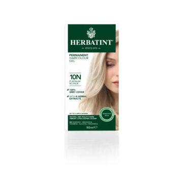 Herbatint 10N platinaszőke hajfesték