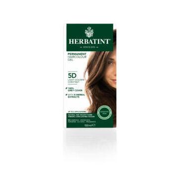 Herbatint 5D arany  világos gesztenye hajfesték