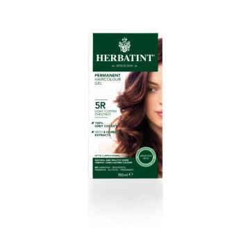 Herbatint 5R világos réz gesztenye hajfesték
