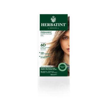 Herbatint 6D arany sötét szőke hajfesték