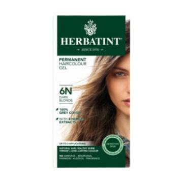 Herbatint 6N sötétszőke hajfesték