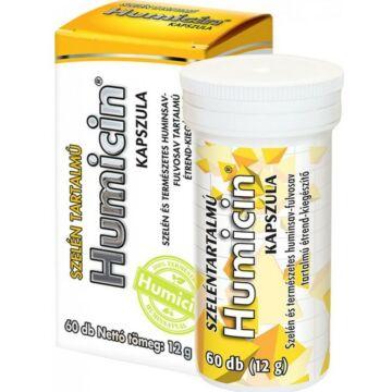 Humicin szelén kapszula 60db