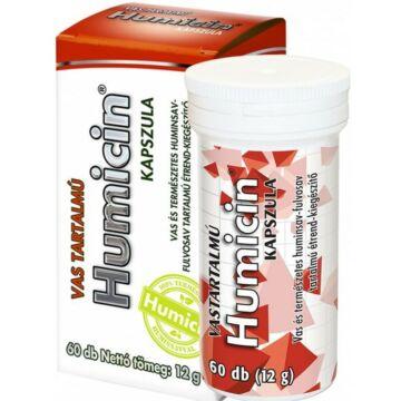 Humicin vas kapszula 60db
