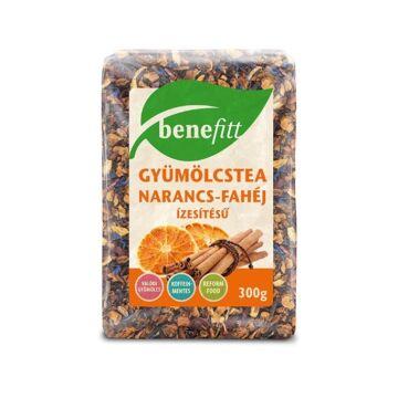 BENEFITT NARANCS-FAHÉJ TEA 300G