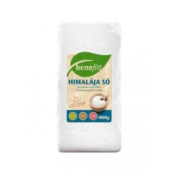 Benefitt himalája só fehér 1000g