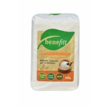Benefitt aszkorbinsav 500 g