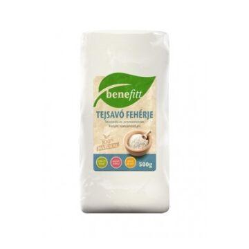 Benefitt tejsavó fehérje koncentrátum 500 g