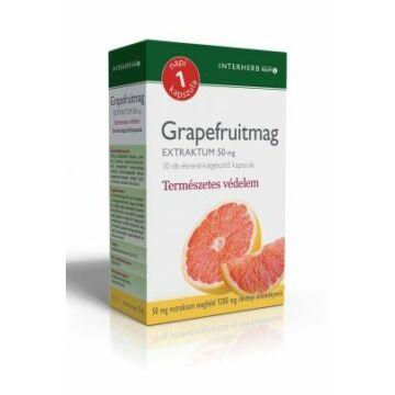 Interherb napi 1 grapefruitmag extraktum kapszula 30db