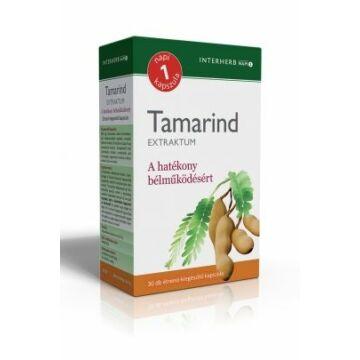 Interherb napi 1 tamarind kapszula 30db