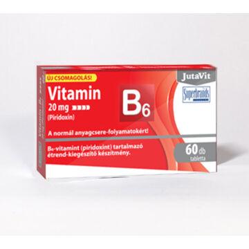 JUTAVIT VITAMIN B6 60 DB