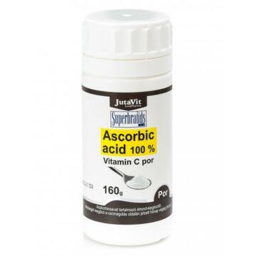 JUTAVIT ASCORBIC ACID 100 % C-VIT.POR 160 G.