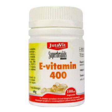Jutavit E-vitamin 400 IU kapszula 100db