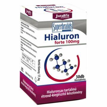 Jutavit Hialuron Forte 100mg tabletta 30 db