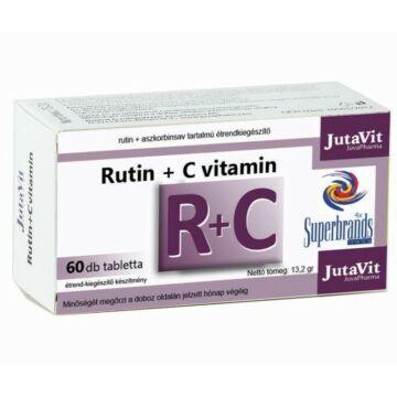 JUTAVIT RUTIN + C-VITAMIN TABLETTA 60 DB