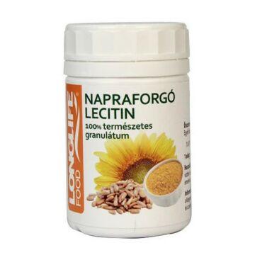 Longlife napraforgó lecitin granulátum 100 g