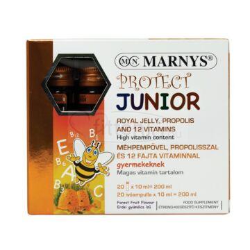 Marnys protect junior ivóampulla gyerek 20db