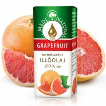 Medinatural illóolaj grapefruit 10ml