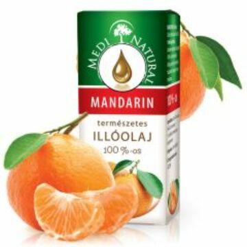 Medinatural illóolaj mandarin 10ml