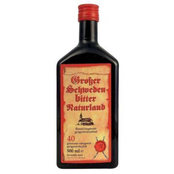 Naturland Svédcsepp 40 gyógynövényből 500ml