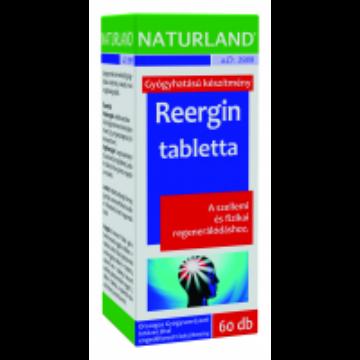 Naturland Reergin tabletta 60 db