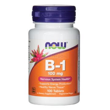 Now B1-vitamin tabletta 100 db