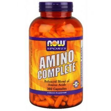 Now Amino Complete kapszula 360 db
