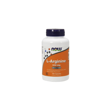 Now L-Arginine 500mg kapszula 100 db