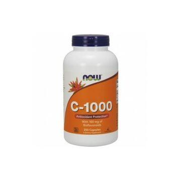 Now C-vitamin 1000mg kapszula 250 db