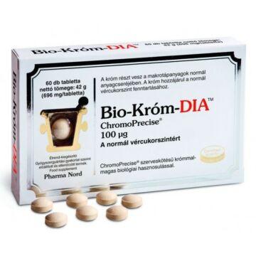 Pharma Nord Bio-Króm-Dia tabletta 60db