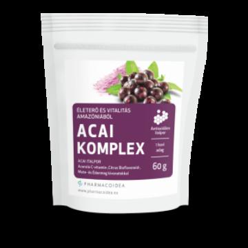 Pharmacoidea acai komplex italpor 60 g