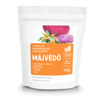 Pharmacoidea májvédő porkeverék 100g