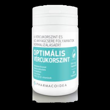 Pharmacoidea optimális vércukorszint kapszula 30 db
