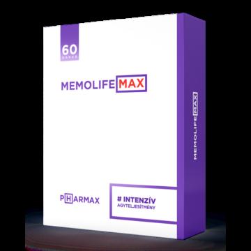 Pharmax memolife max kapszula 60 db