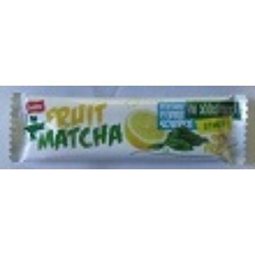 Sunvita matcha teás citromos gyümölcsszelet 30g