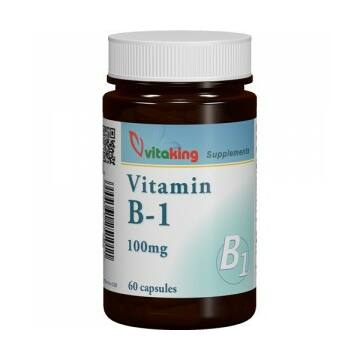 Vitaking B1 Vitamin 100Mg kapszula 60db