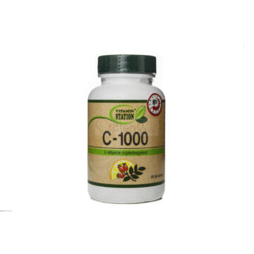Vitamin Station C-1000 tabletta 60db