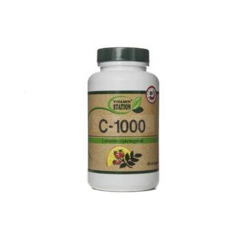 Vitamin Station C-1000 tabletta 120 db