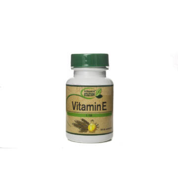 Vitamin Station E-vitamin tabletta 100db