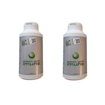 Green Gold Imune alga kapszula 2x180 db