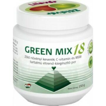 Zöldvér Green Mix 18 por 150g