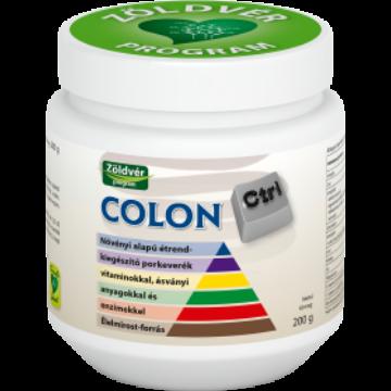 Zöldvér Colon Control CTRL 200g